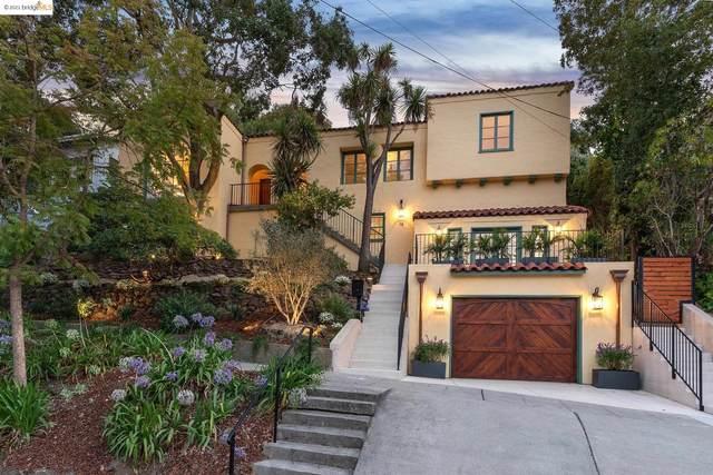 118 Wildwood Avenue, Piedmont, CA 94610 (#EB40964692) :: Robert Balina   Synergize Realty