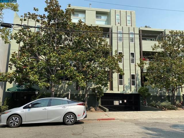 199 Montecito Ave 105, Oakland, CA 94610 (#CC40964705) :: Schneider Estates