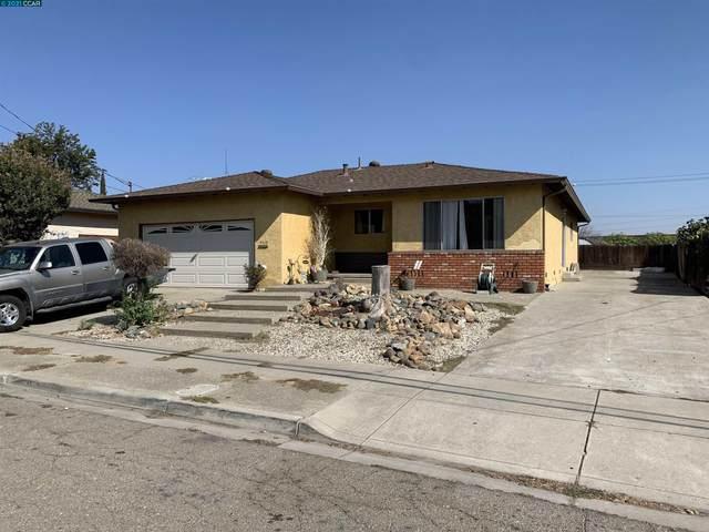 4316 Belle Dr, Antioch, CA 94509 (#CC40964749) :: Strock Real Estate