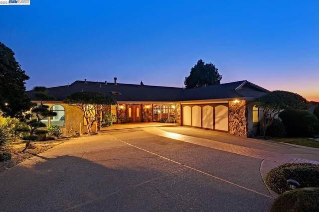 1659 Edgehill Ct, San Leandro, CA 94577 (#BE40964757) :: Schneider Estates