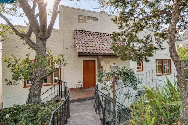 662 Santa Rosa Ave, Berkeley, CA 94707 (#CC40964769) :: Schneider Estates