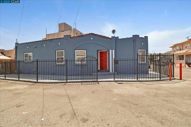 5751 Kingsley Cir, Oakland, CA 94605 (#CC40964810) :: Alex Brant