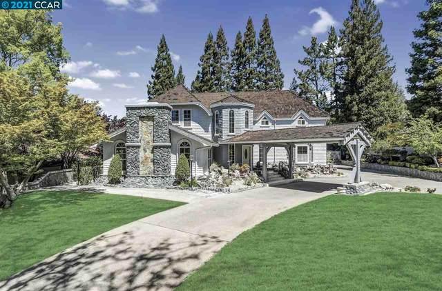 5005 Blackhawk Dr, Danville, CA 94506 (#CC40964818) :: The Kulda Real Estate Group