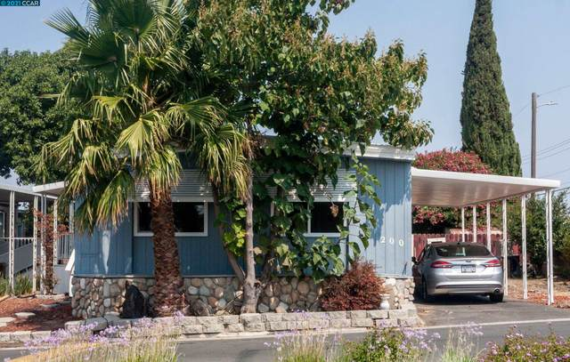 200 Aria Drive 16, PACHECO, CA 94553 (#CC40964873) :: The Gilmartin Group