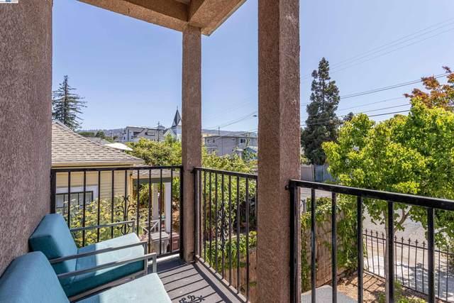 3081 Capp St, Oakland, CA 94602 (#BE40964878) :: Real Estate Experts