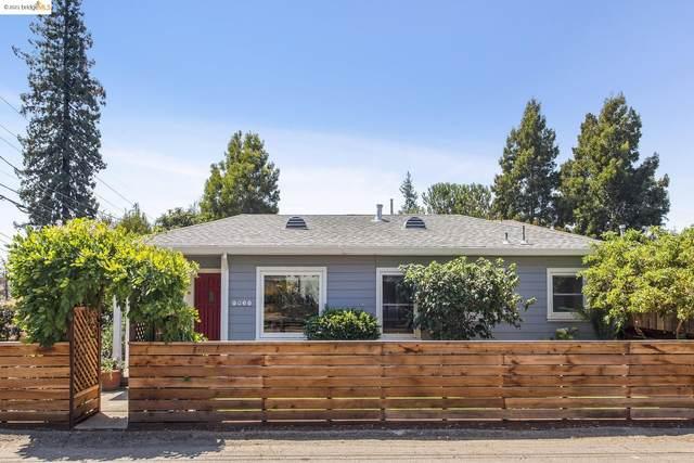 4035 Huntington Street, Oakland, CA 94716 (#EB40964909) :: Robert Balina   Synergize Realty