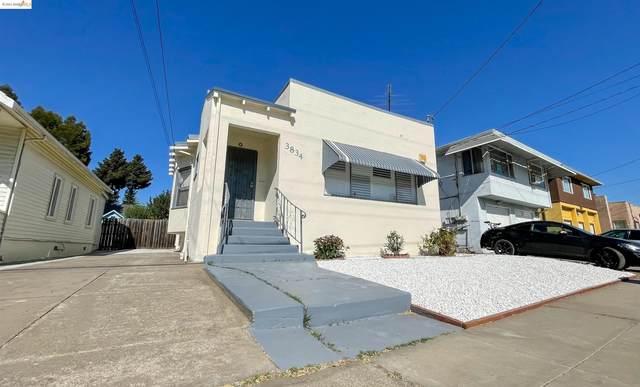 3834 Brookdale Ave, Oakland, CA 94619 (#EB40964943) :: Strock Real Estate