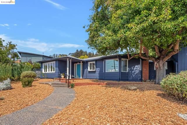 19 Franciscan Way, Kensington, CA 94707 (#EB40964989) :: The Goss Real Estate Group, Keller Williams Bay Area Estates