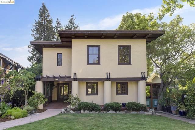 15 Highland Ave, Piedmont, CA 94611 (#EB40965011) :: Strock Real Estate