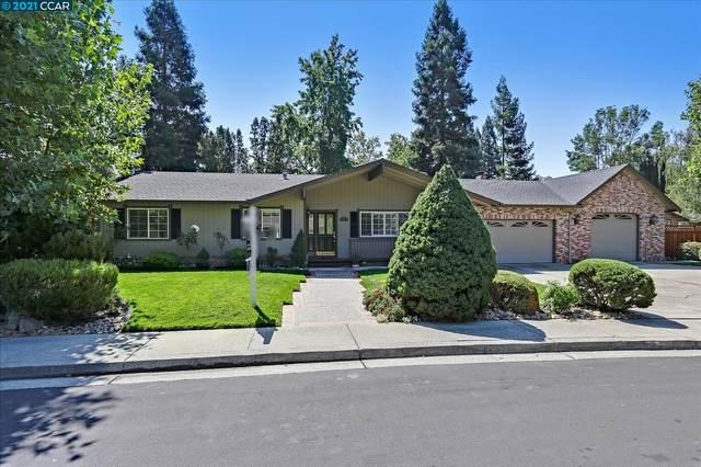 527 Old Farm Rd, Danville, CA 94526 (#CC40965009) :: Intero Real Estate