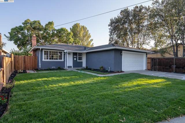 4015 Stanford Way, Livermore, CA 94550 (#BE40965052) :: The Kulda Real Estate Group