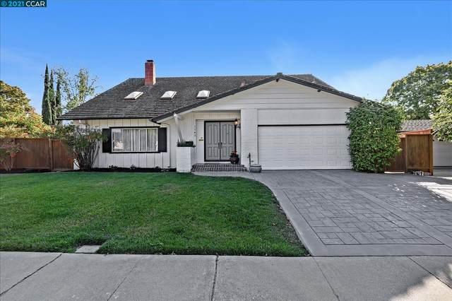 1143 Terrebonne Dr, Walnut Creek, CA 94598 (#CC40965081) :: Paymon Real Estate Group