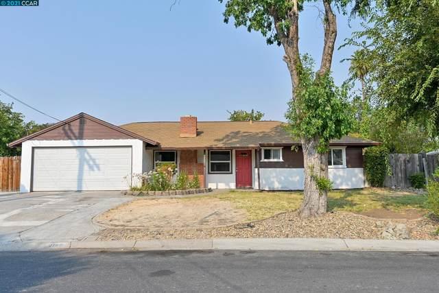 2166 Ahneita Dr, Pleasant Hill, CA 94523 (#CC40965093) :: Intero Real Estate