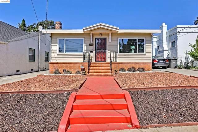 3033 Seminary Avenue, Oakland, CA 94605 (#EB40965111) :: The Sean Cooper Real Estate Group
