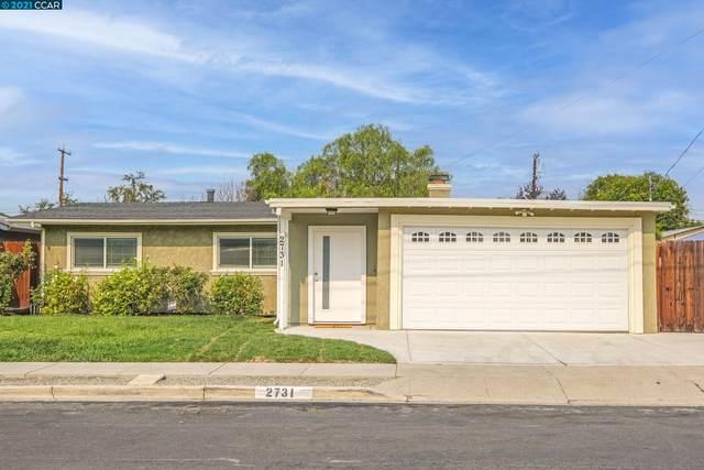 2731 Mayfair Ave, Concord, CA 94520 (#CC40965121) :: Intero Real Estate