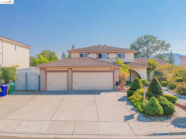 1259 Fascination Circle, El Sobrante, CA 94803 (#EB40965140) :: Strock Real Estate