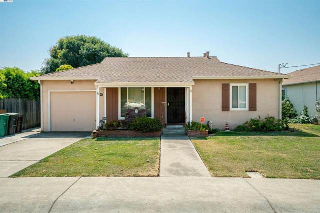 564 Colby St, San Lorenzo, CA 94580 (#BE40965166) :: Strock Real Estate