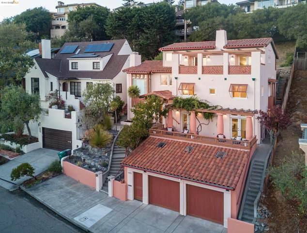 6170 Buena Vista, Oakland, CA 94618 (#EB40965241) :: The Gilmartin Group