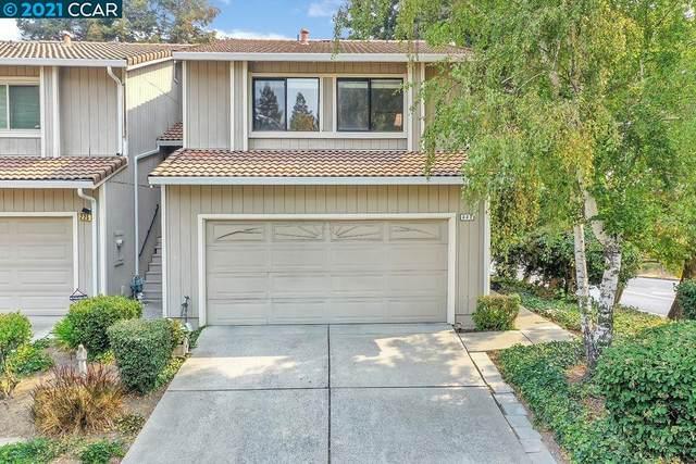223 Via Pinada Lane, Martinez, CA 94553 (#CC40965244) :: Strock Real Estate