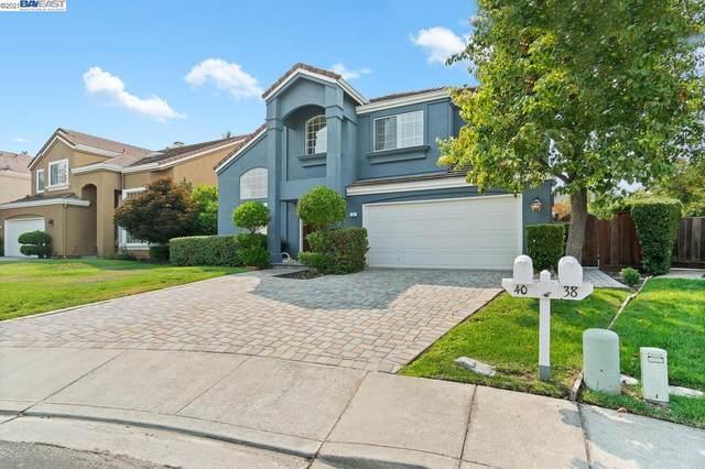 40 Haskins Ranch Cir, Danville, CA 94506 (#BE40965246) :: Intero Real Estate