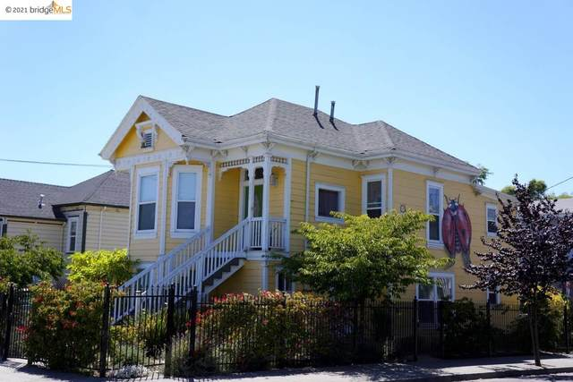 2945 Myrtle St, Oakland, CA 94608 (#EB40965259) :: The Goss Real Estate Group, Keller Williams Bay Area Estates