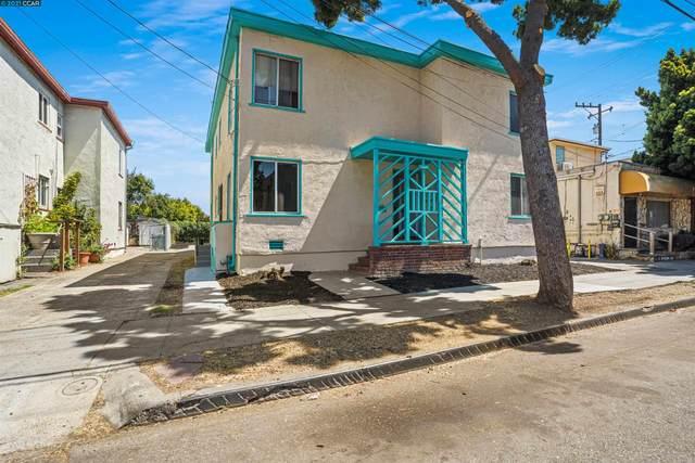 5614 Shattuck Ave, Oakland, CA 94609 (#CC40965269) :: The Kulda Real Estate Group