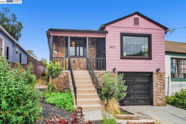 6921 Sunkist Dr, Oakland, CA 94605 (#BE40965334) :: The Sean Cooper Real Estate Group