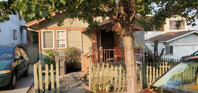 4245 Masterson St, Oakland, CA 94619 (#BE40965400) :: Olga Golovko