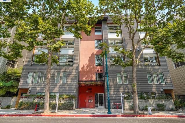 6466 Hollis St 232, Emeryville, CA 94608 (#BE40965451) :: Robert Balina | Synergize Realty
