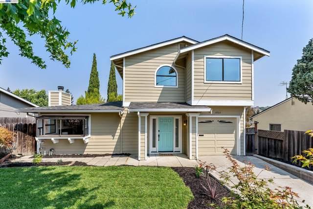 4964 Seaview Ave, Castro Valley, CA 94546 (#BE40965472) :: Intero Real Estate