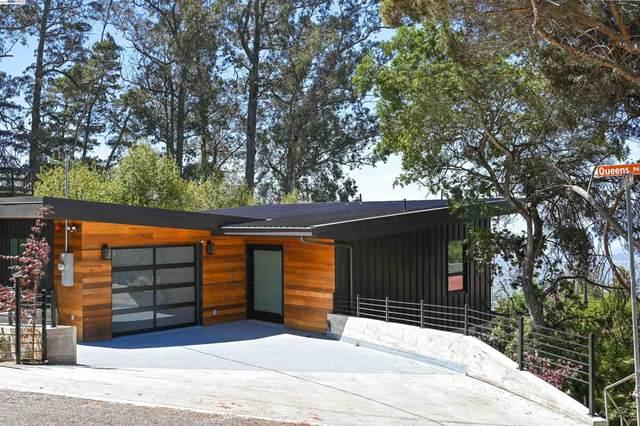 1298 Queens Rd, Berkeley, CA 94708 (#BE40965514) :: The Kulda Real Estate Group