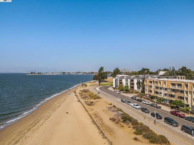 933 Shoreline Dr 104, Alameda, CA 94501 (#BE40965521) :: Strock Real Estate