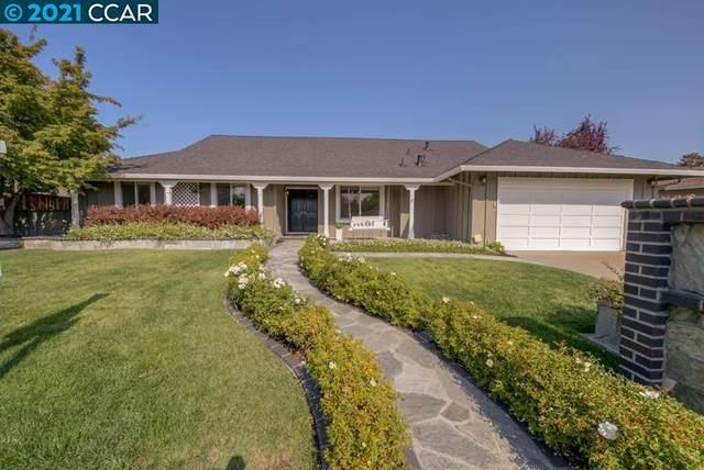 340 Barrett Cir, Danville, CA 94526 (#CC40965522) :: Schneider Estates