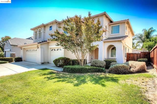 1308 Roselinda Ct, Brentwood, CA 94513 (#EB40965540) :: Alex Brant