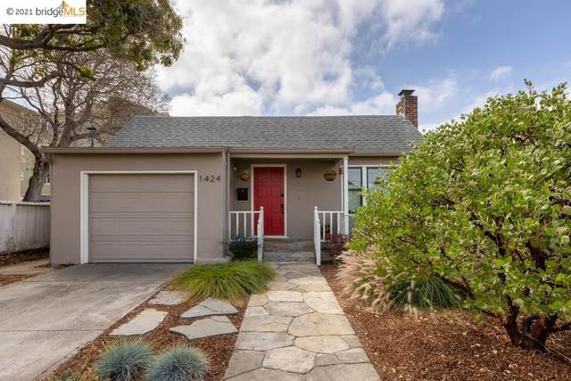1424 Harmon St, Berkeley, CA 94702 (#EB40965550) :: Strock Real Estate