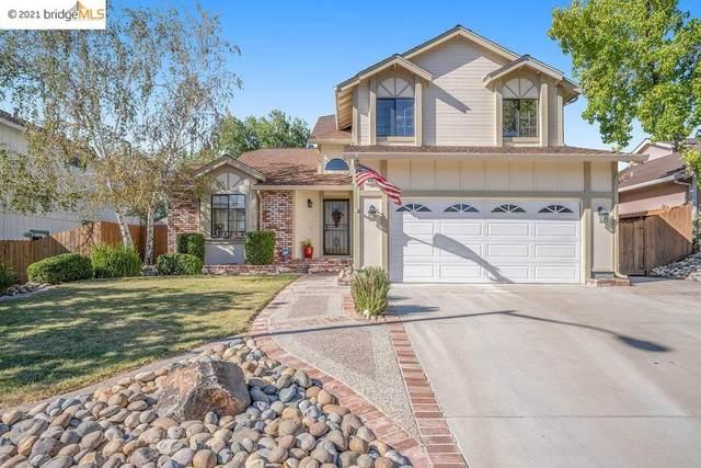 917 Flintrock Dr, Antioch, CA 94509 (#EB40965599) :: Strock Real Estate