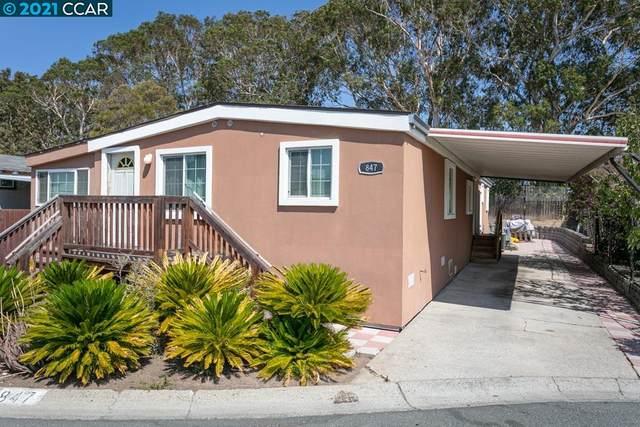 847 Pirate Ln, Bay Point, CA 94565 (#CC40965627) :: Intero Real Estate