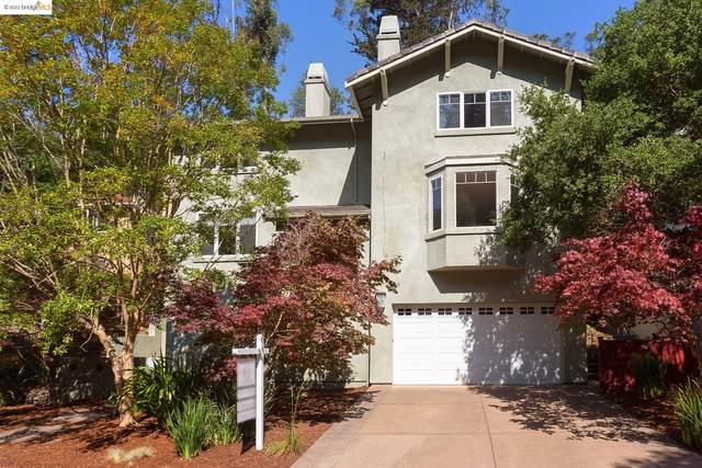 16 Bishop Court, Oakland, CA 94611 (#EB40965628) :: Schneider Estates