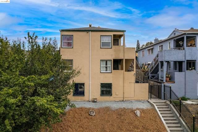 2534 26th Ave, Oakland, CA 94601 (#EB40965662) :: Strock Real Estate