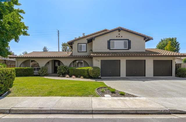 441 Sutcliffe Pl, Walnut Creek, CA 94598 (#CC40965672) :: Robert Balina   Synergize Realty