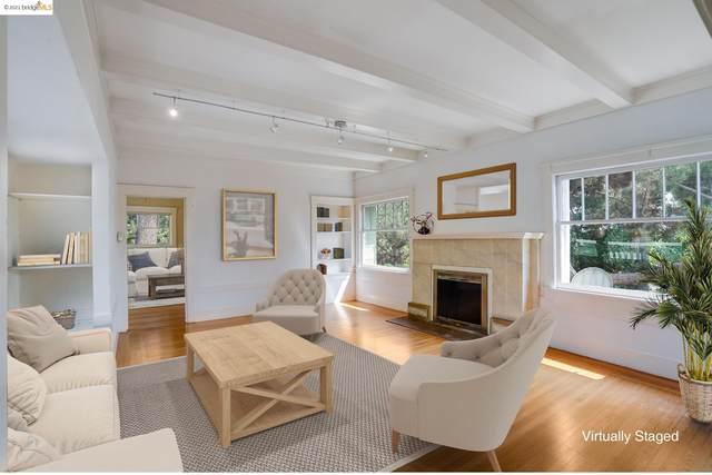 48 Ronada Ave, Piedmont, CA 94611 (#EB40965677) :: Strock Real Estate
