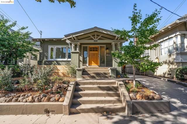 820 55th St, Oakland, CA 94608 (#EB40965691) :: Strock Real Estate