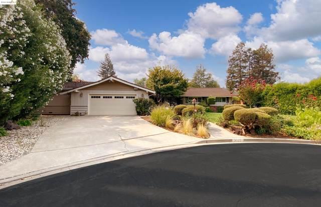 3722 Liscome Way, Concord, CA 94518 (#EB40965735) :: The Gilmartin Group
