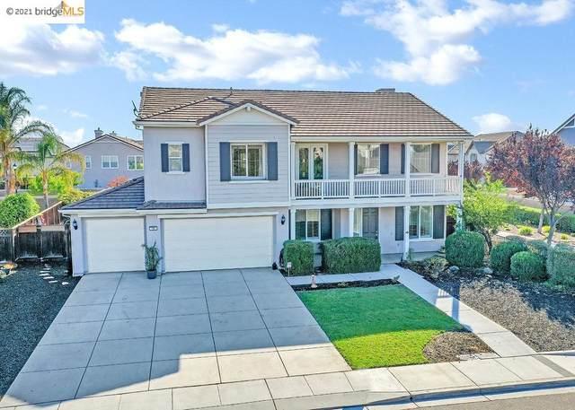 151 Coral Bell Way, Oakley, CA 94561 (#EB40965746) :: Intero Real Estate