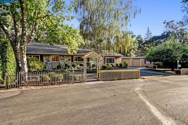 106 Verda Del Ciervo, Diablo, CA 94528 (#CC40965791) :: Strock Real Estate