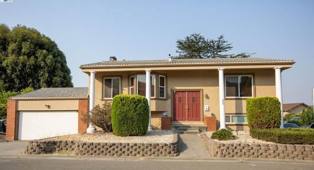 405 Monaco Ave, Union City, CA 94587 (#BE40965813) :: Strock Real Estate