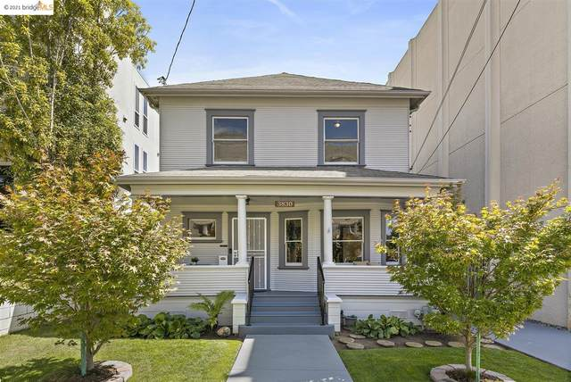 3830 Howe St, Oakland, CA 94611 (#EB40965829) :: Live Play Silicon Valley