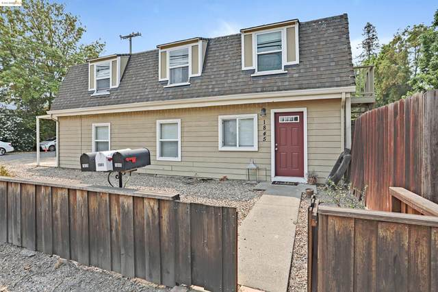 1839 San Luis Rd, Walnut Creek, CA 94597 (#EB40965828) :: The Kulda Real Estate Group