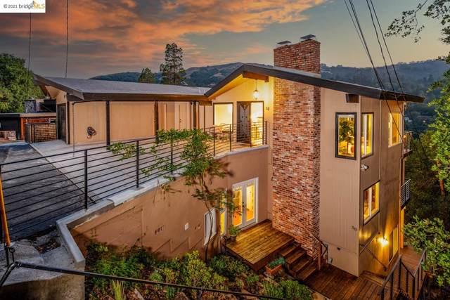 52 Mira Loma Rd, Orinda, CA 94563 (#EB40965837) :: Schneider Estates