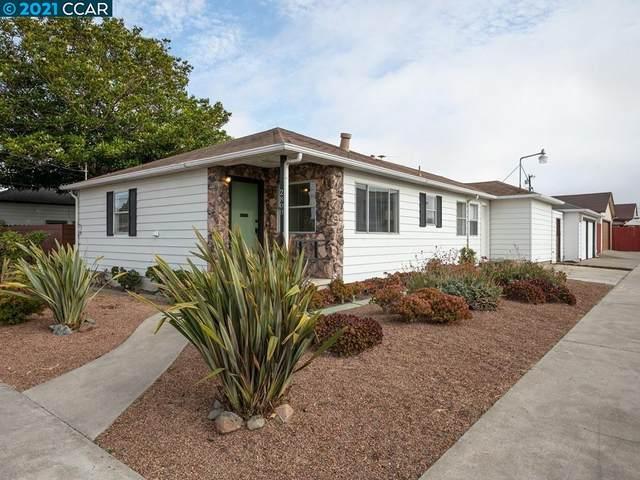 2800 Moran Ave, Richmond, CA 94804 (#CC40965859) :: Strock Real Estate